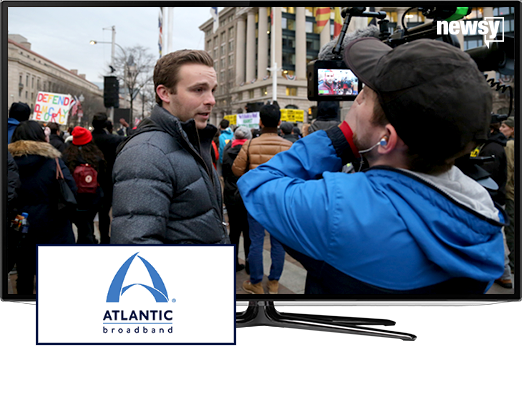 Watch Newsy on Atlantic Broadband
