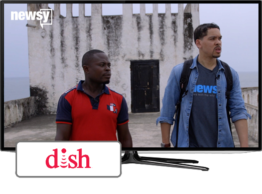 Watch Newsy on DISH