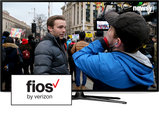 Newsy is available on Verizon's Fios