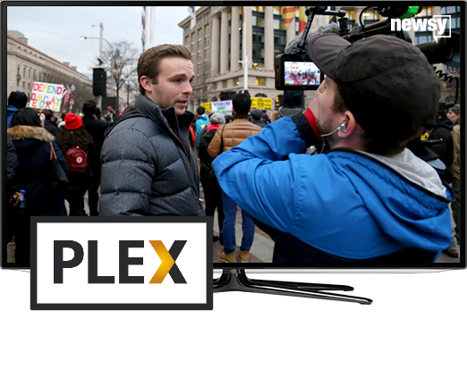 Newsy on Plex