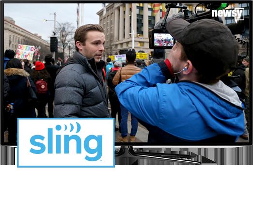 Watch Newsy on Sling Free