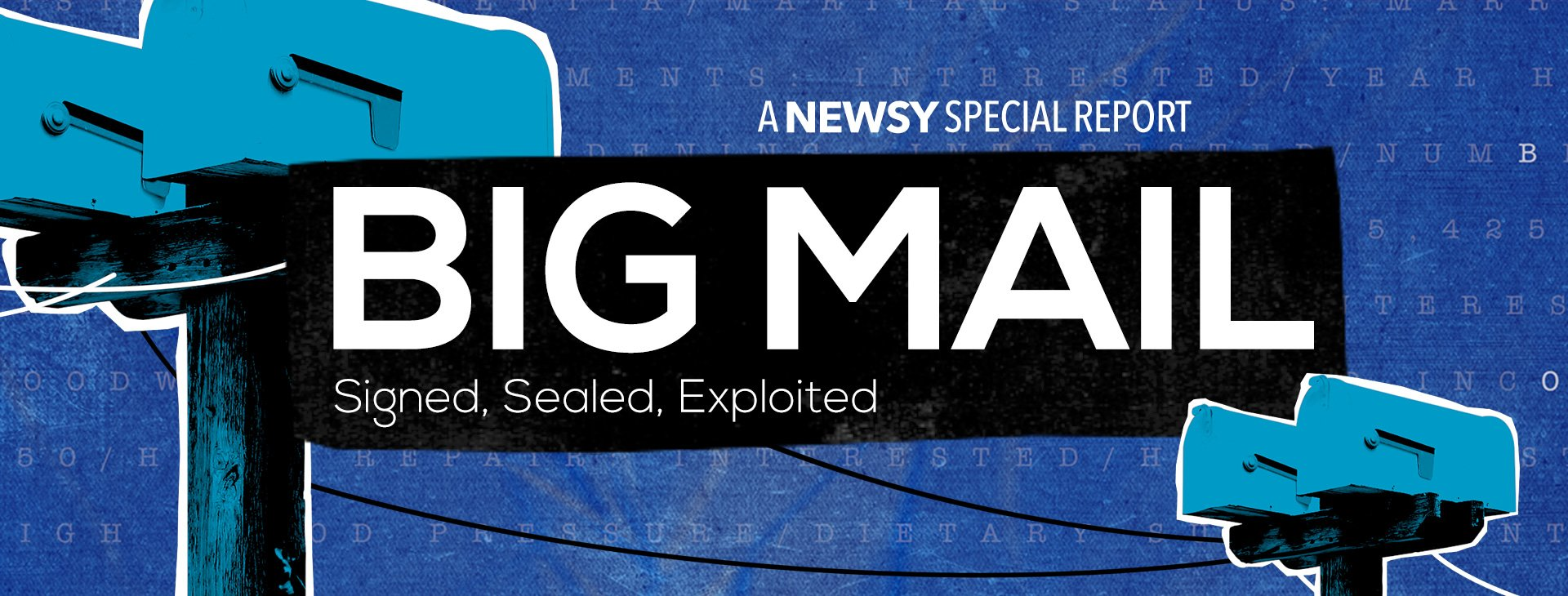 Big Mail: Sign, Sealed, Exploited