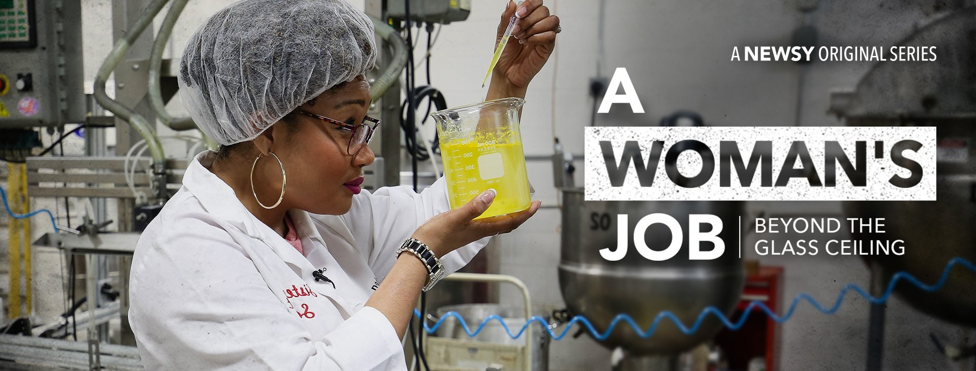 A Woman's Job: Beyond the Glass Ceiling
