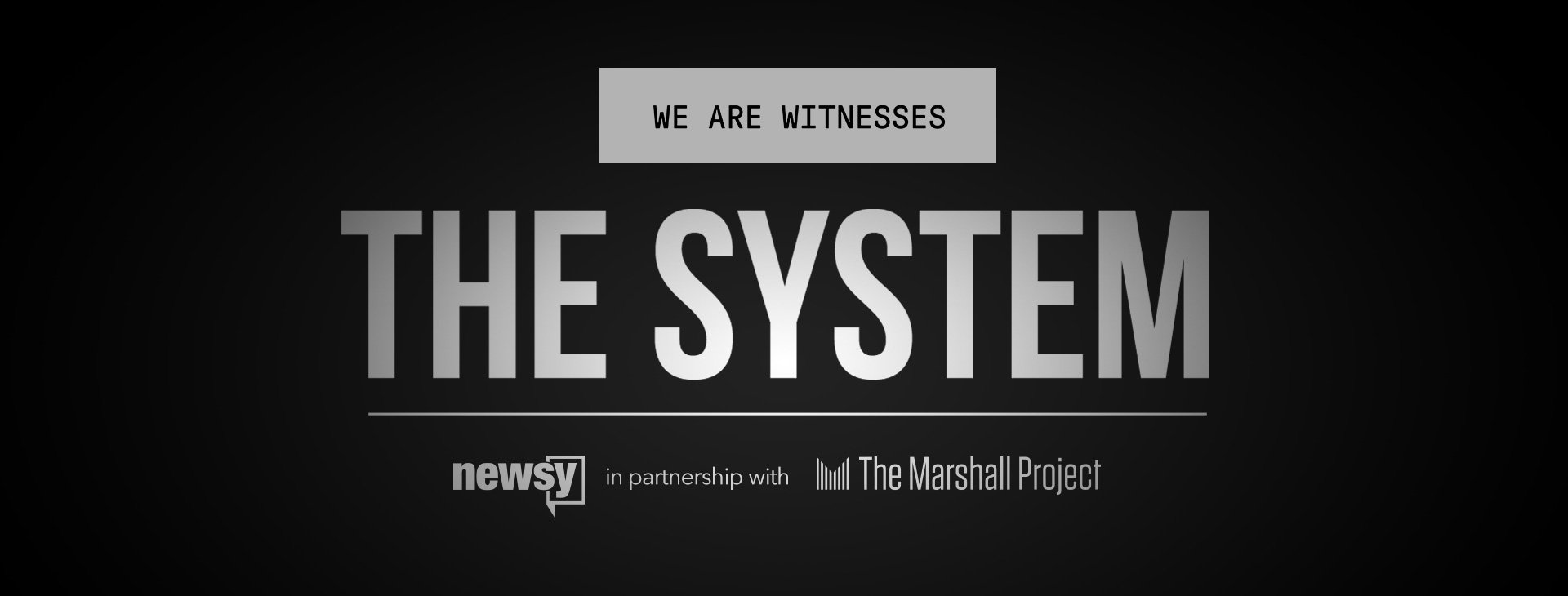 We Are Witnesses: The System