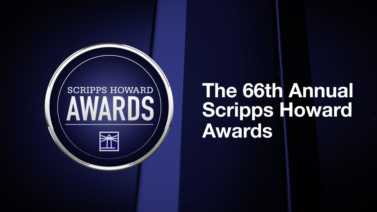 66th Annual Scripps Howard Awards