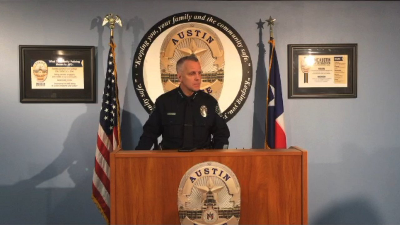 Austin PD Orders New Probe After Audit Finds Misclassified Rapes