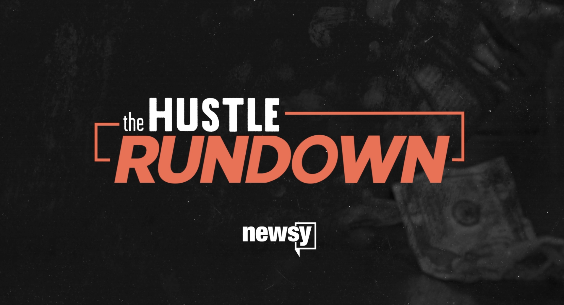 The Hustle Rundown logo