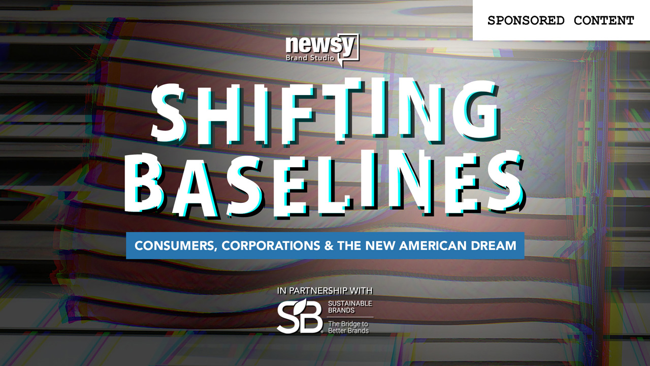 Shifting Baselines: Consumers, Corporations And The New American Dream