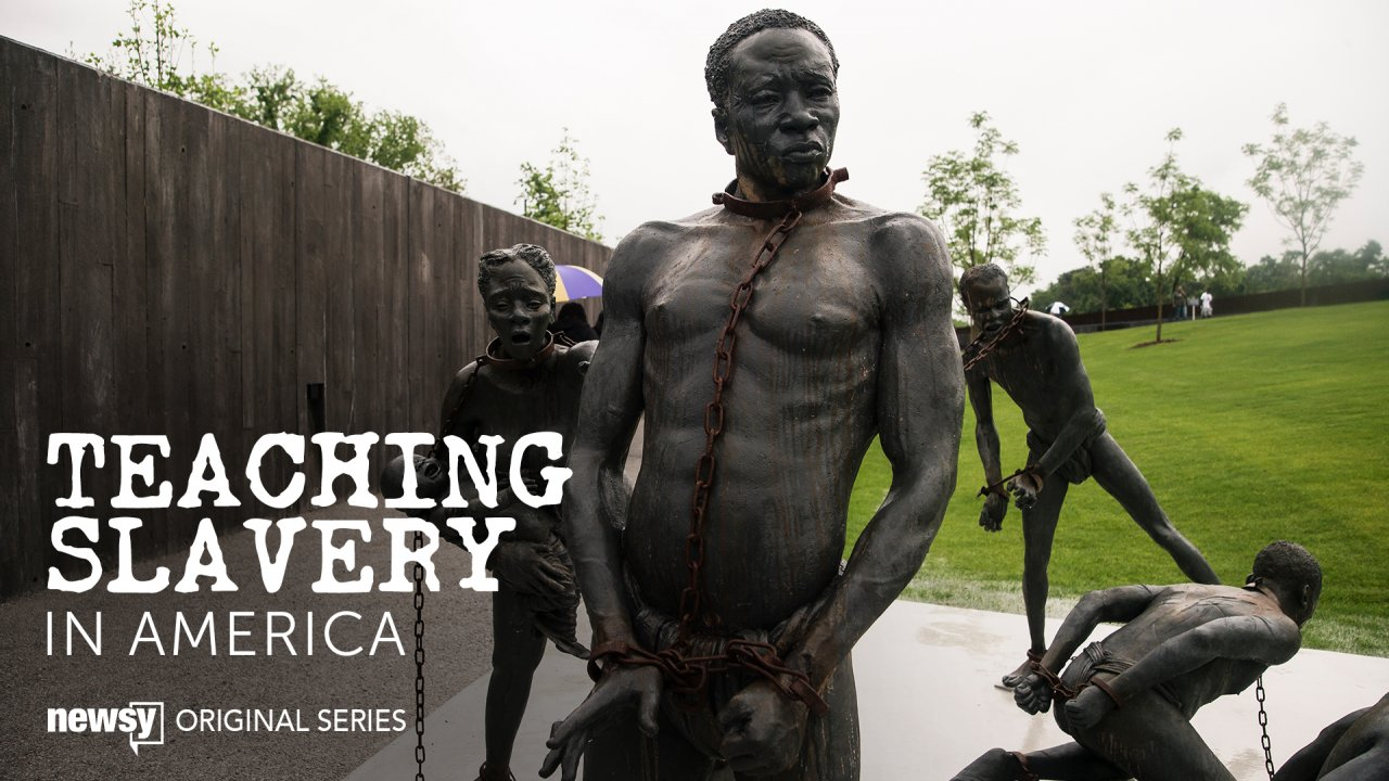 One Parent's Reaction To Teaching Slavery In The Classroom