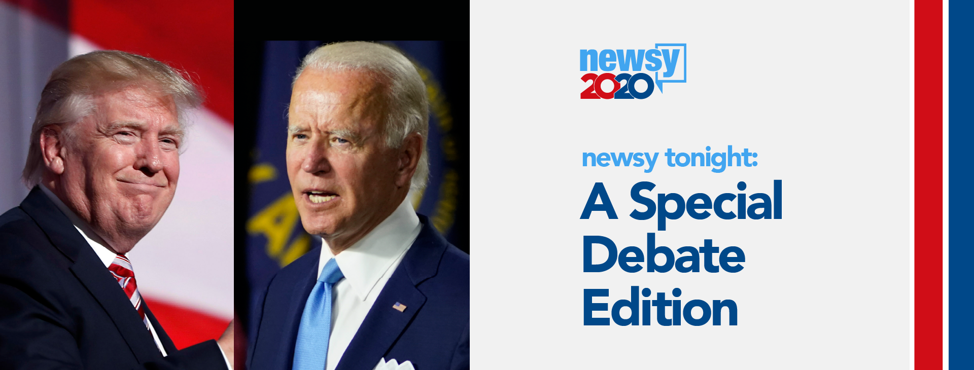 Newsy Tonight: A Special Debate Edition