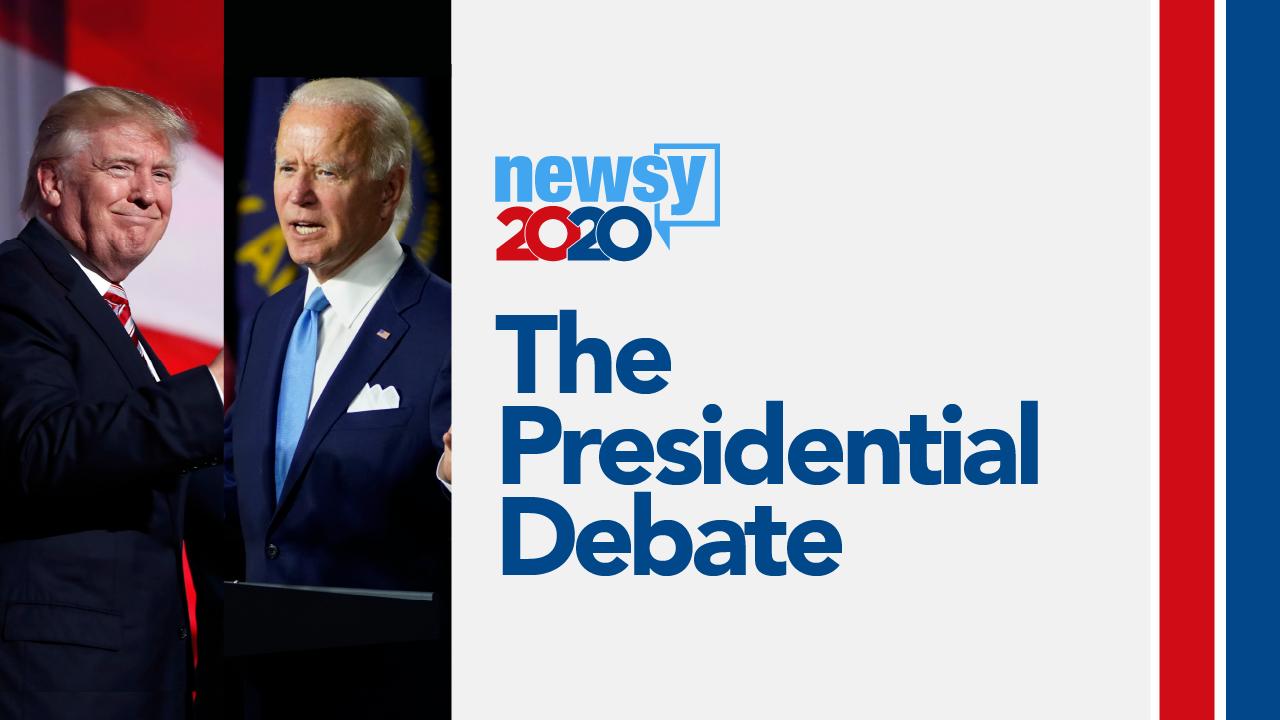 Newsy 2020: The Presidential Debate