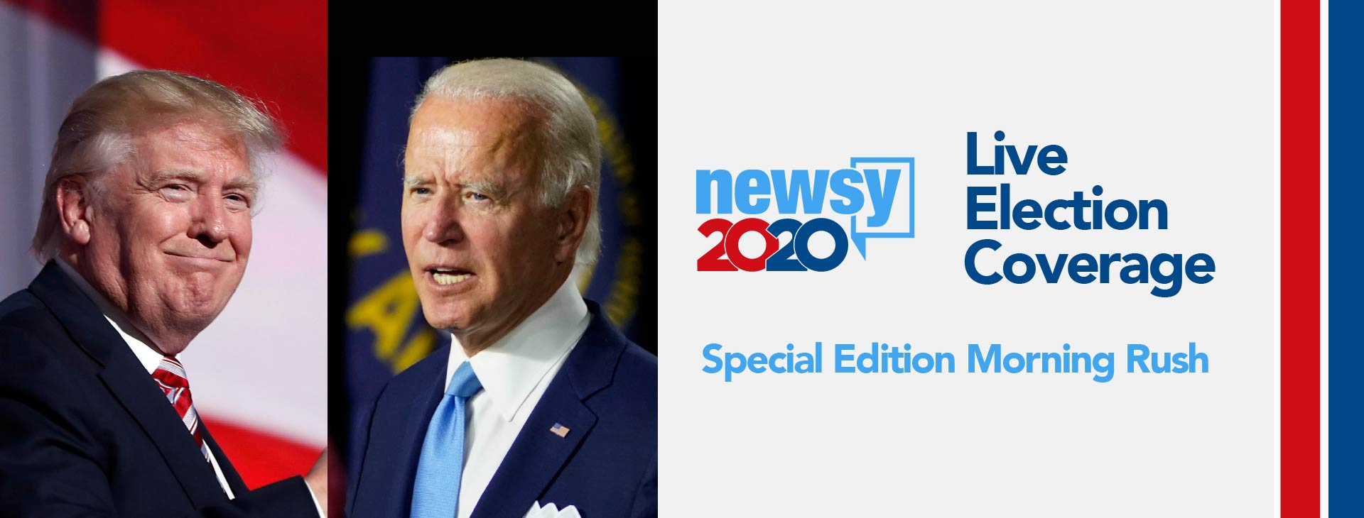 Newsy 2020: Special Edition Morning Rush