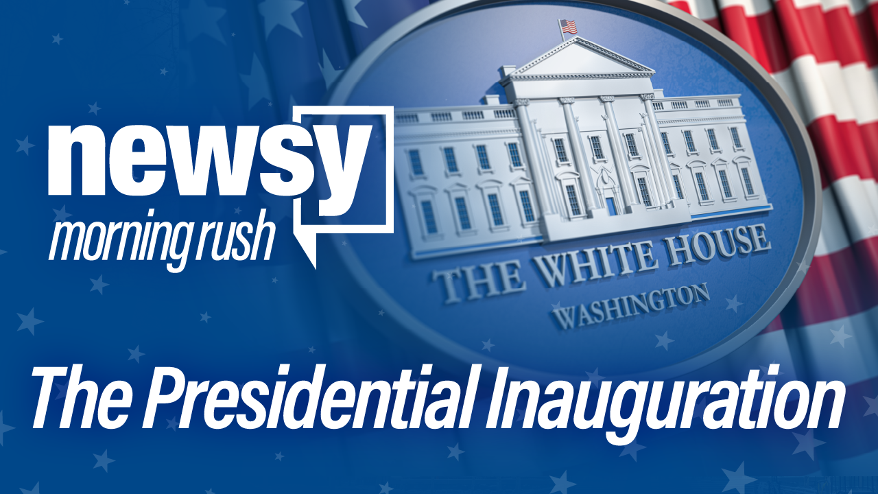 Morning Rush: The Presidential Inauguration