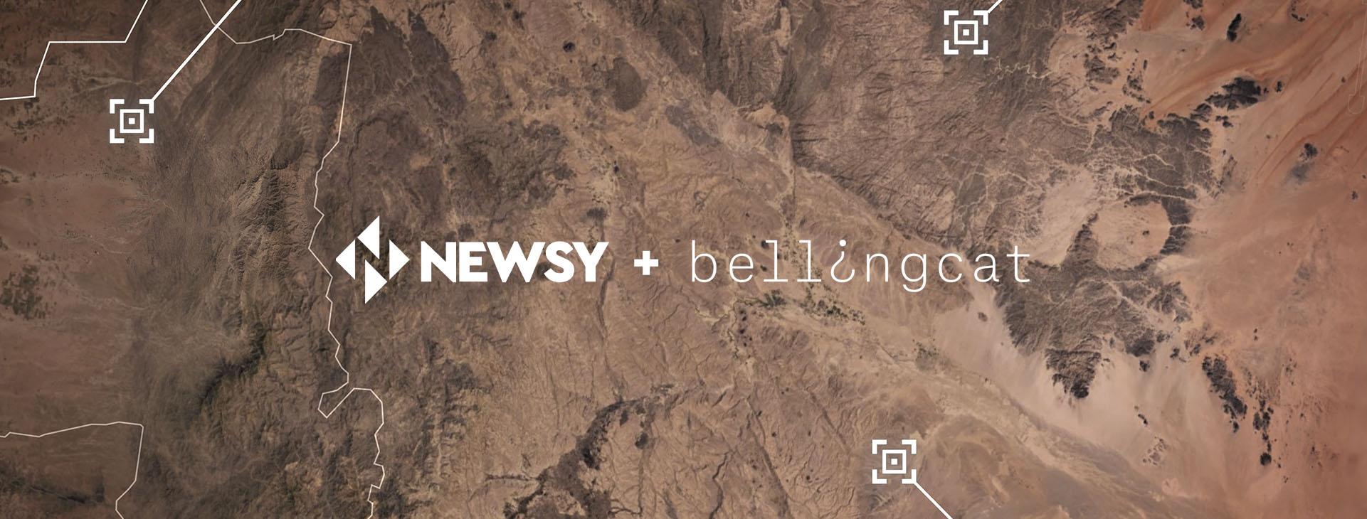 Newsy+Bellingcat