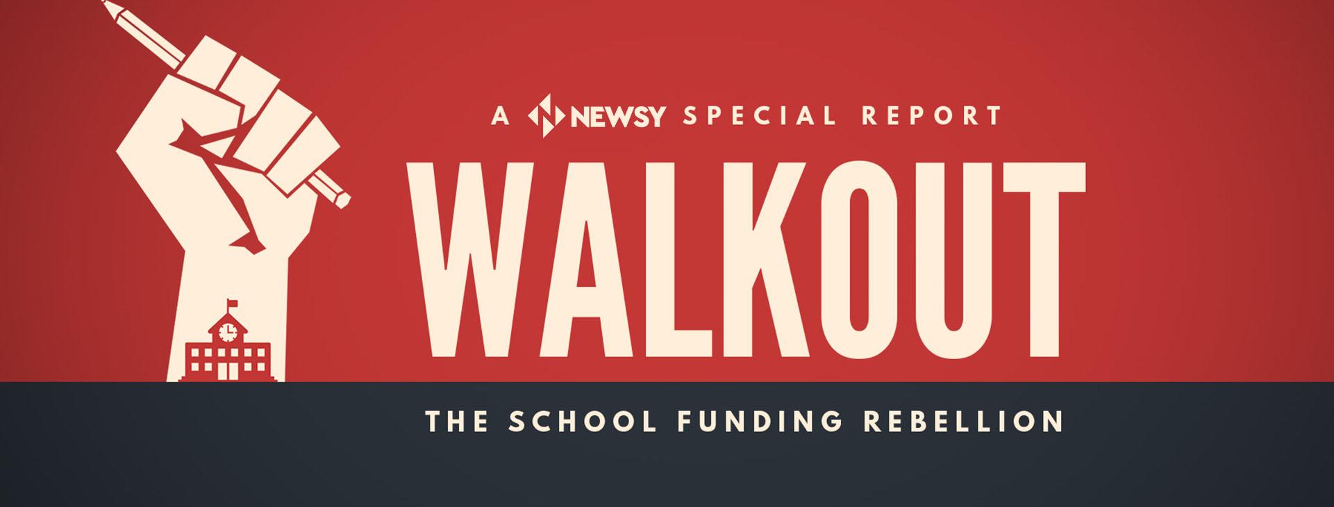 Walkout: The School Funding Rebellion