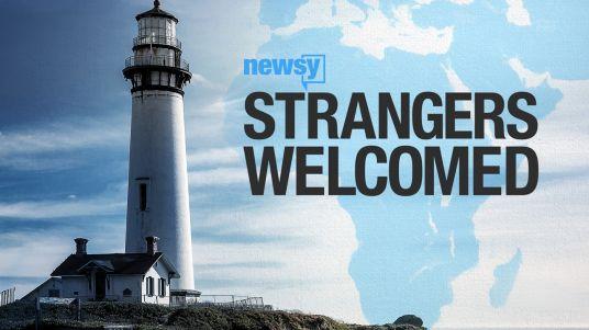 Strangers Welcomed