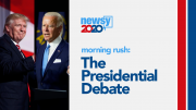 Morning Rush: The Presidential Debate