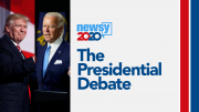 Newsy 2020: The Presidential Debate