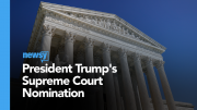 President Trump's Supreme Court Nomination