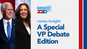 Newsy Tonight: A Special VP Debate Edition