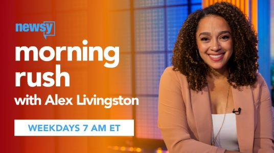 Morning Rush With Alex Livingston