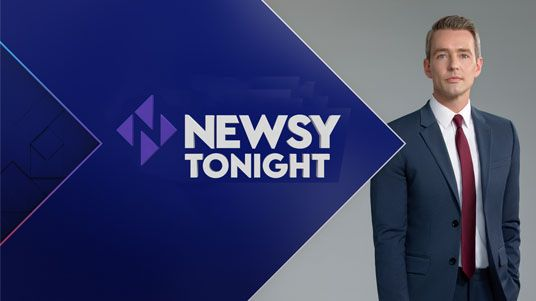 Newsy Tonight With Chance Seales