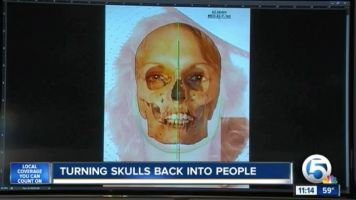 Forensic Artist Tackling Mystery Of 86 Unidentified Skulls