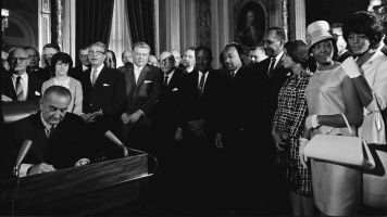 Fifty Years On, The Voting Rights Act Is Still Controversial