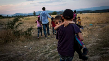 Thousands Of Migrants Are Stuck Between Macedonia And Greece