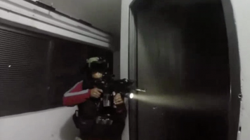 Here's Video Of The Explosive Raid That Led To El Chapo's Capture