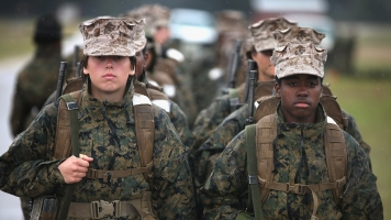 Top Military Brass Say Women Should Have To Register For The Draft