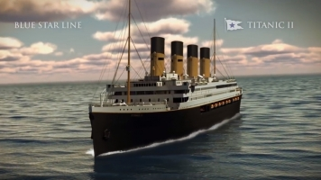If You Like Semi-Morbid Vacations, The Titanic II Is For You