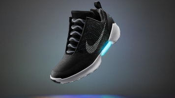 Nike's Self-Lacing Shoe Is Real, And You'll Be Able To Buy It (Soon)