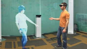 Microsoft's Holograms Bring Us One Step Closer To 'Star Wars'