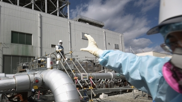 Fukushima Nuclear Power Plant Turned On A Large Underground Ice Wall