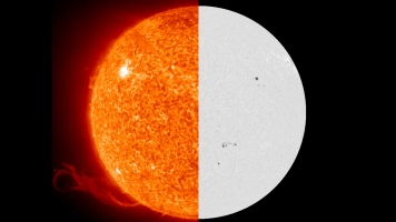 The Sun Isn't Yellow Or Orange; It's White