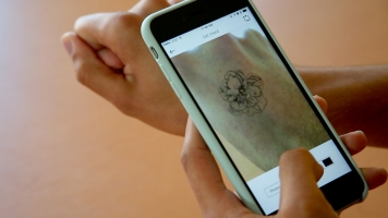 Augmented Reality Tattoo App Helps You Think Before You Ink