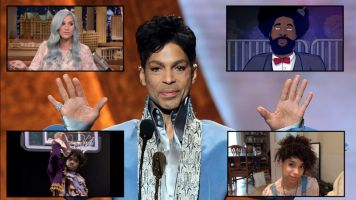 Everybody Has A Prince Story; Celebs Tell Their Best Tales