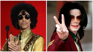 Let's Just Say It: Prince Teased The Hell Out Of Michael Jackson