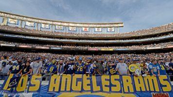 St. Louis Rams Great Kurt Warner Talks New Los Angeles Rams Team