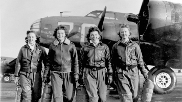 Female WWII Pilots Win Battle To Be Buried At Arlington National