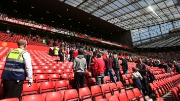 Training Device Prompts Bomb Scare At Manchester United's Stadium