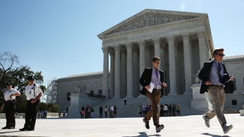 Supreme Court Upholds Affirmative Action At University Of Texas