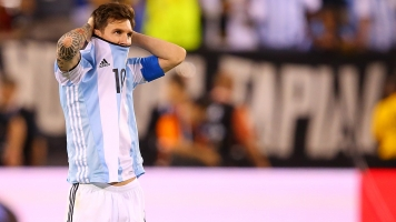 Lionel Messi Retires From International Soccer After Copa America Loss