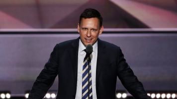 Peter Thiel Just Made RNC History By Owning His Sexuality