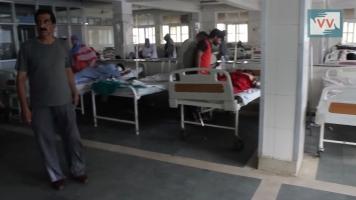 Does Violence In Kashmir Mean A Medicine Shortage?