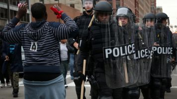 DOJ Finds Baltimore Police Dept. Has History Of Violating Civil Rights