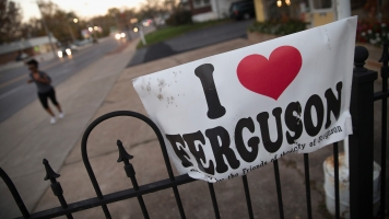 Beyond Ferguson: 'We're Not Ready To Give Up'