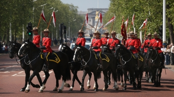 Canada's Mounties Welcome The Hijab