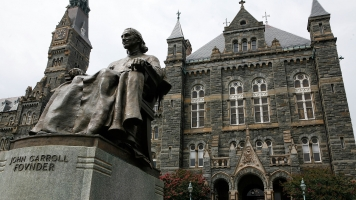 Georgetown Is Trying To Make Up For Its Past Ties To Slavery